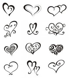 Girly tattoos include hearts, stars, fish, and so many other cute tattoo designs. Read the article on different types of tattoos specially made for girls. Girly Tattoos, Trendy Tattoos, Love Tattoos, Small Tattoos, Tatoos, Neck Tattoos, Henna Tattoos, Paw Tattoos, Tribal Tattoos