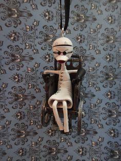 Disney The Nightmare Before Christmas Ornament- Dr. Finklestein