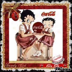 Coca Cola Betty Boop
