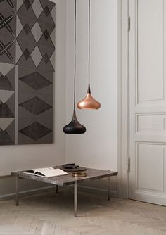 Scandinavian Modern Design LIGHTING, LIGHTYEARS, JO HAMMERBORG, ORIENT PENDANT LAMP - in Hong Kong