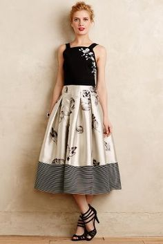 SB Sachin & Babi Gardenveil Dress