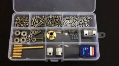 Picture of Mechanical Parts List