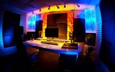 Vicoustic treated Studio