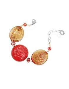 Antica Murrina Caprice- Bracelet en Verre de Murano