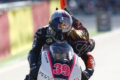 Salom bekommt Strafe für Folger-Vorfall - Moto3 - Motorsport-Magazin.com