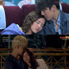 2 different dramas...same feels. Love this pairing so much. - Kiss Me & Full House