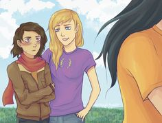 Nicole, Jessica and Penny xD