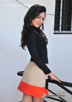 Catherine Tresa (Katherine Theresa) Actress Photos Stills Gallery South Actress, South Indian Actress, Indian Girls, Actress Photos, Indian Actresses, Black Tops, Skater Skirt, Lace Skirt, High Waisted Skirt