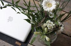 Julia  Grau  Design: # DIY Projekt: Laptop - Filzunterlage #