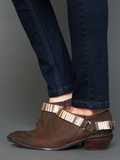 Free People Tommygun Ankle Boot, $228.00    Jeffrey Campbell