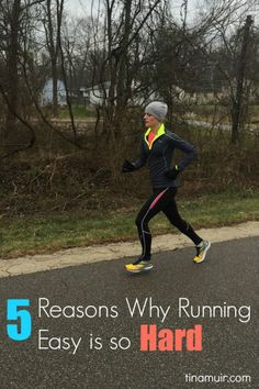Elite Runner Tina Muir talks about why we find it so hard to run easy, and what we can do to make sure we recover fully to race to our potential,
