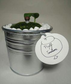 Mushroom Tin Can  Find us on Facebook :: puff terrariums #puff #terrarium #home #work #sky #decor #decoration #plant #cactus #garden #cat #puppy #wedding #centerpiece #green #moss #gift #DIY #crafts #art #cute #jar #happy #bottle #yolo #lol #hkig