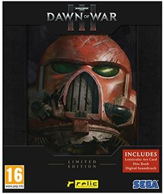 Warhammer 40000: Dawn Of War Iii - Limited Edition (pc Cd)