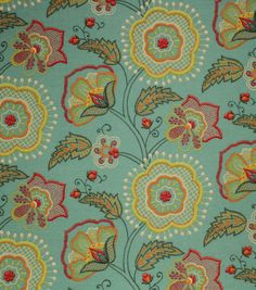 Home Décor Upholstery Fabric - Davinci MallardHome Décor Upholstery Fabric - Davinci Mallard,