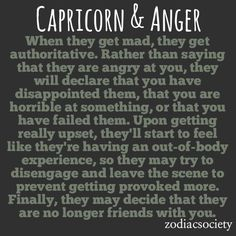 What To Do When A Capricorn Man Is Upset