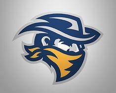 Cowboy #logo | American Sport Theme Logo