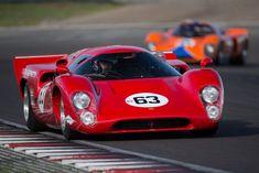 Lola T70 Mk3B Chevrolet - Chassis: SL76/145 - Driver: Marc Devis - 2015 Historic Grand Prix Zandvoort