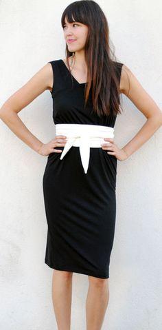 Jett Dress+ Obi-style Belt $100