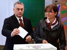 RÉFÉRENDUM ANTI-RÉFUGIÉS: les Hongrois ont commencé à voter dimanche