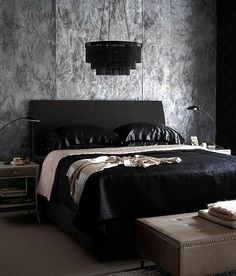 """I never would have described my interior decor style as """"Modern Gothic"""", but according to Curbly, that's what it's called!"""