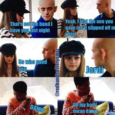 """#RedBandSociety 1x02 """"Sole Searching"""" - Emma, Leo and Dash"""