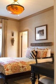Traditional Bedroom Los Angeles Charmean Neithart