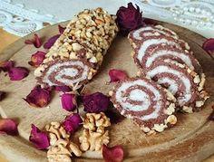 Szafi Fitt mindenmentes diétás kókusztekercs (paleo, vegán recept)
