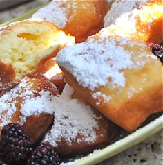 Gluten Free Beignets - How amazing is that!?