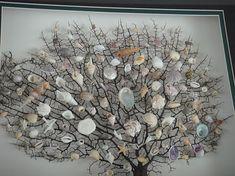 seashell tree: