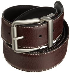c01ce4869 Levi's Men's Big And Tall Brown To Black Reversible Simply twist the swivel  buckle to change belt strap from brown to black. Rich grained genuine  leather ...