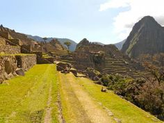 Machu Picchu Sightseeing -by ljs2011