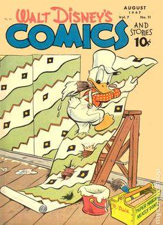 """Walt Disneys Comics"",1947."