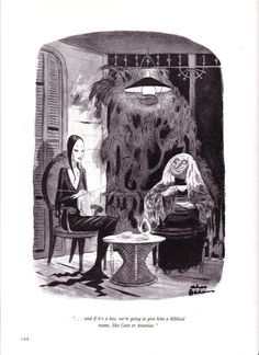 Vintage Chas Addams Family Morticia and Mama Original Addams Family, Addams Family Cartoon, Addams Family Tv Show, Adams Family, Family Movies, Vintage Cartoon, Cartoon Art, Addams Family Morticia, Gomez And Morticia