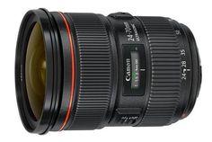 Tweedehands via Marktplaats!?!? De Canon EF 24-70mm f/2.8L II USM is een standaardzoomobjectief waar elke pro op zit te wachten. Met f/2.8 heeft hij een sterke lichtwaarde, waardoor hij een grote veelzijdigheid aan lichtsituaties aankan. Verder kan hij de lichtsituaties zowel binnen als buiten aan, met goed of met slecht weer.