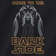 Basset t-shirt - Derek I Love Dogs, Puppy Love, Cocker Spaniel, Dog Sling, Malinois, Gaspard, Bloodhound, Vizsla, Basset Hound Dog