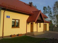 Wejście do budynku  #projekt #dom #design