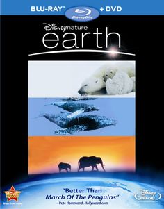 Partially constructed from the groundbreaking BBC and Discovery Channel television series PLANET EARTH, EARTH is a ravishing and often gut-wrenching tale of natural survival and beauty. Five years in