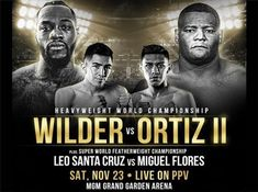 How to Watch Wilder vs Ortiz Fight card, TV channel and Live stream information Deontay Wilder, Mgm Grand Garden Arena, Nevada Usa, Pay Per View, Wbc, Fox Sports, November 2019, World Championship, Champs