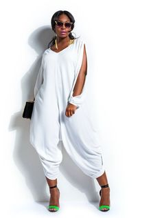Rompers, Jumpsuits, Playsuits - Timeless Plus Size Picks | Afrobella