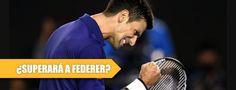 """""""Creo que me encuentro en buena posición, pero ya veremos"""". Estas son las palabras del serbio Novak Djokovic al ser preguntado sobre si podría alcanzar el número de Grand Slams ganados por el suizo Roger Federer que son un total de 17."""