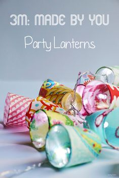 3M: Made By You - Party Lanterns