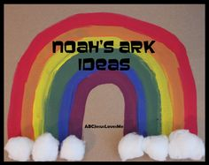 Animal Printouts for Noah's Ark | Noah's Ark Craft and Teaching Ideas