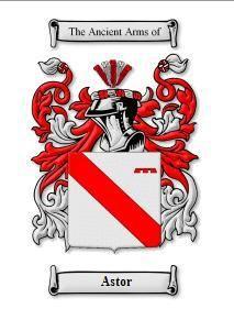 Escudo Astor