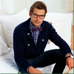 Jacey Elthalion for Riverwoods F/W 13 Collection; Cool Sweater! !!