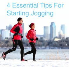 4 Essential Tips For Starting Jogging! #NCCPT #NCCPTTransformMe