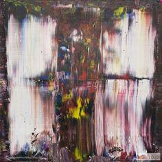 Dominik SMOLIK ● Claude Monet z cyklu Abstractly, 2017 ● Aukcja ● Artinfo.pl