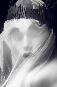 veiled.