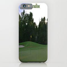 Golf Paradise iPhone & iPod Case