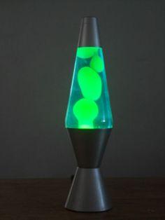 Lava Lite Color Phasing Vortex Glitter Lava Lamp I Will