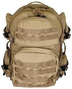 VISM by NcStar Tactical Back Pack, Tan (CBT2911) by NcStar. $26.34. NcSTAR is introducing New Tactical Back Packs.Keep your gear at-the-ready with this Tactical Back Pack.. Save 34% Off!